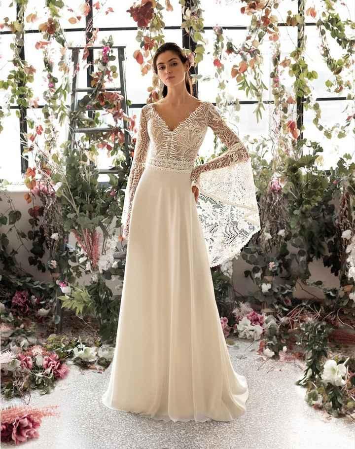 Vestidos de novia primaverales 🌷 - 3