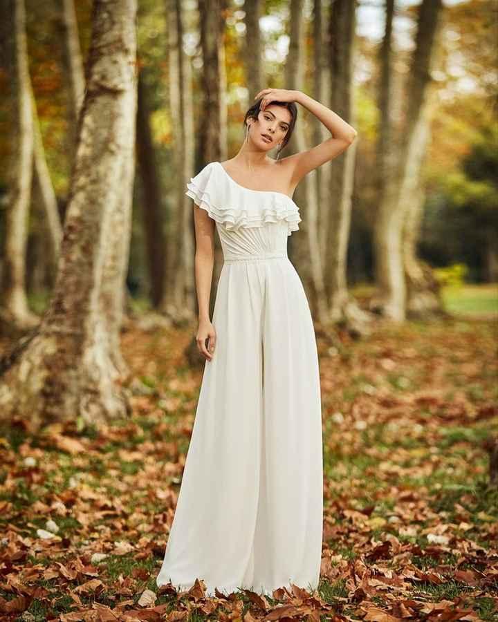 Vestidos de novia primaverales 🌷 - 4