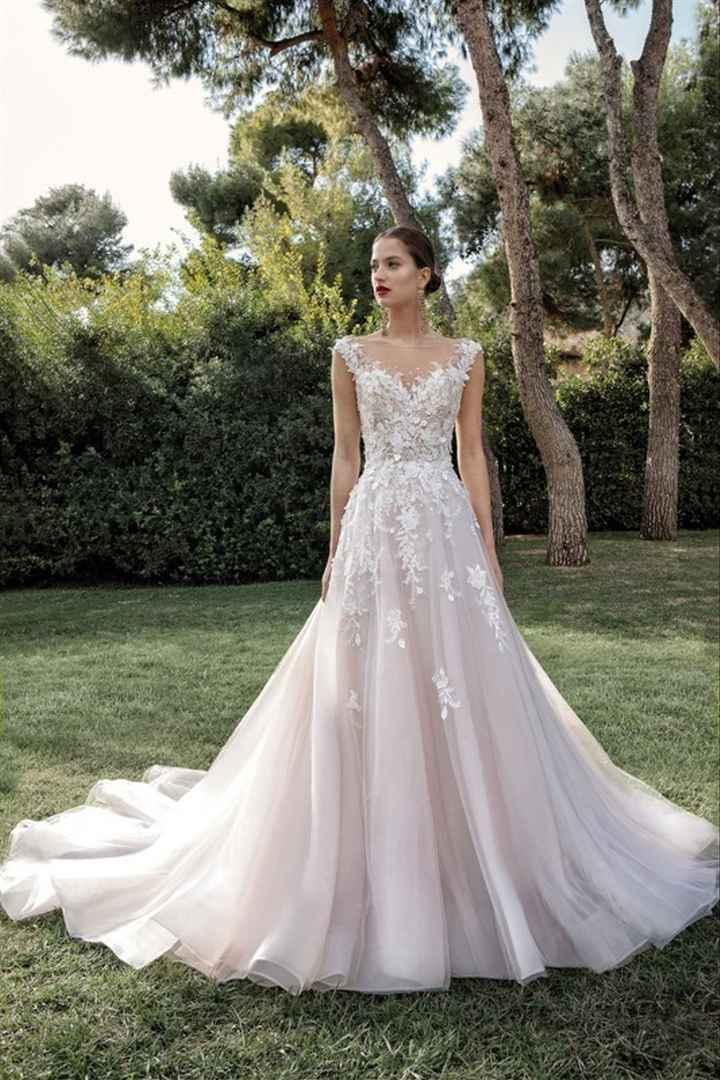 Vestidos de novia primaverales 🌷 - 5