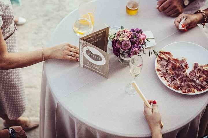 Decoración para una boda íntima - 4