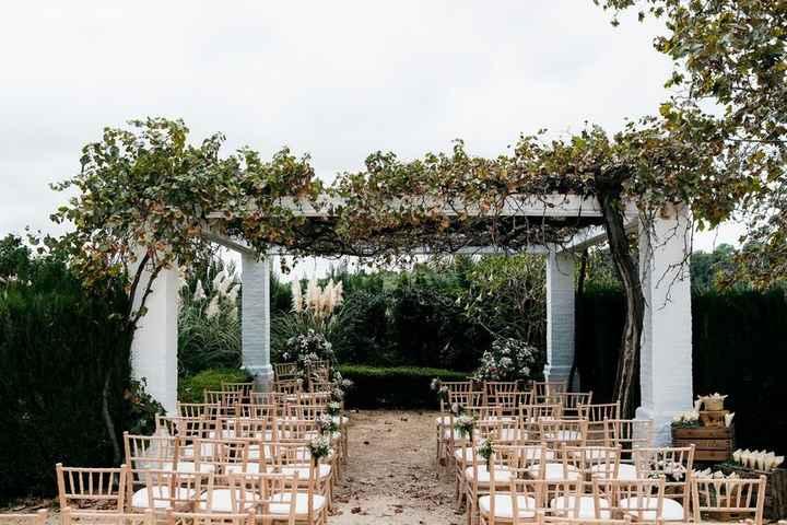 Decoración para una boda íntima - 8