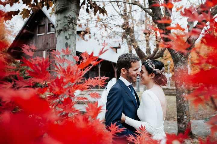 Tu boda en ¿BLANCO, NUDE o A COLOR? ✔️¡A votar! - 1