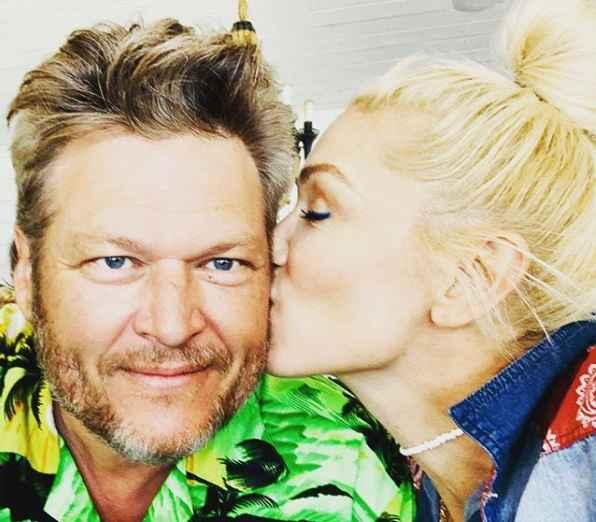 ¡Boda a la vista! Gwen Stefani y Blake Shelton se comprometieron 💍 - 1