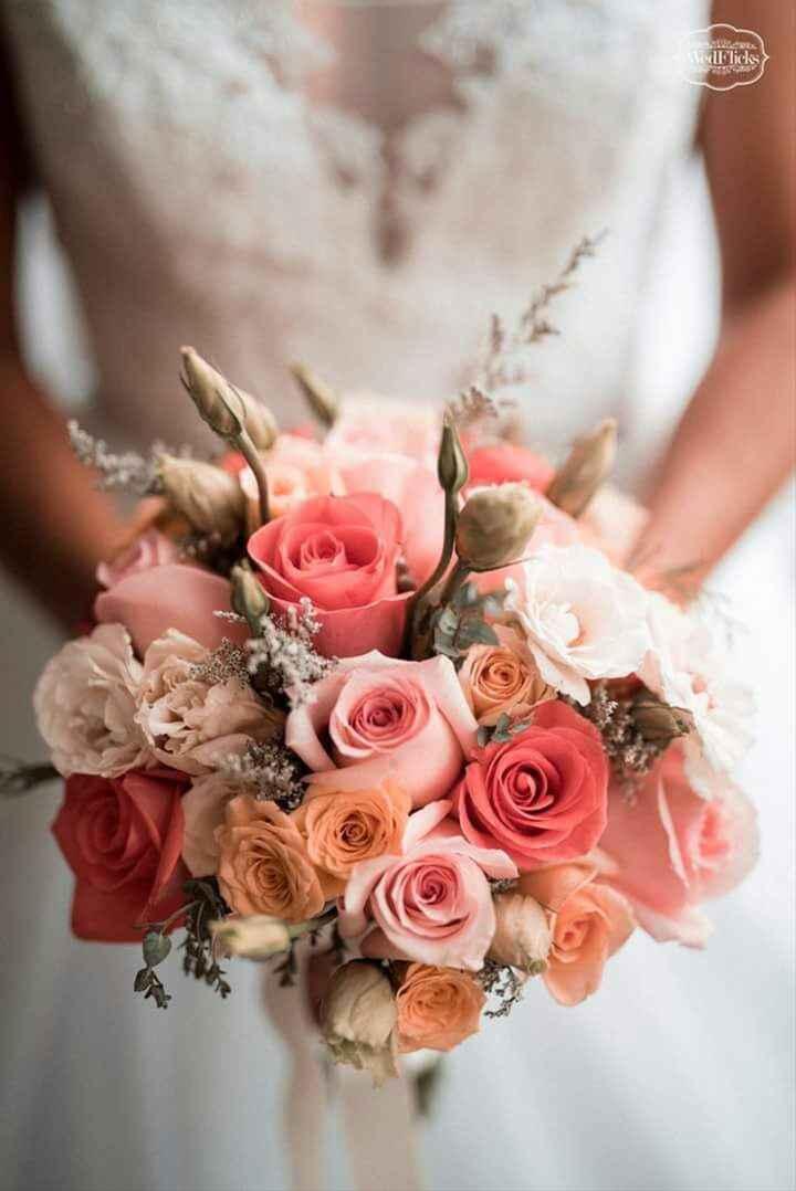 ¿Cuál bouquet de novia les gusta más? - 1