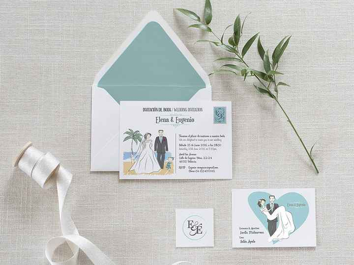 Tendencias 2021: Invitaciones de matrimonio - 5