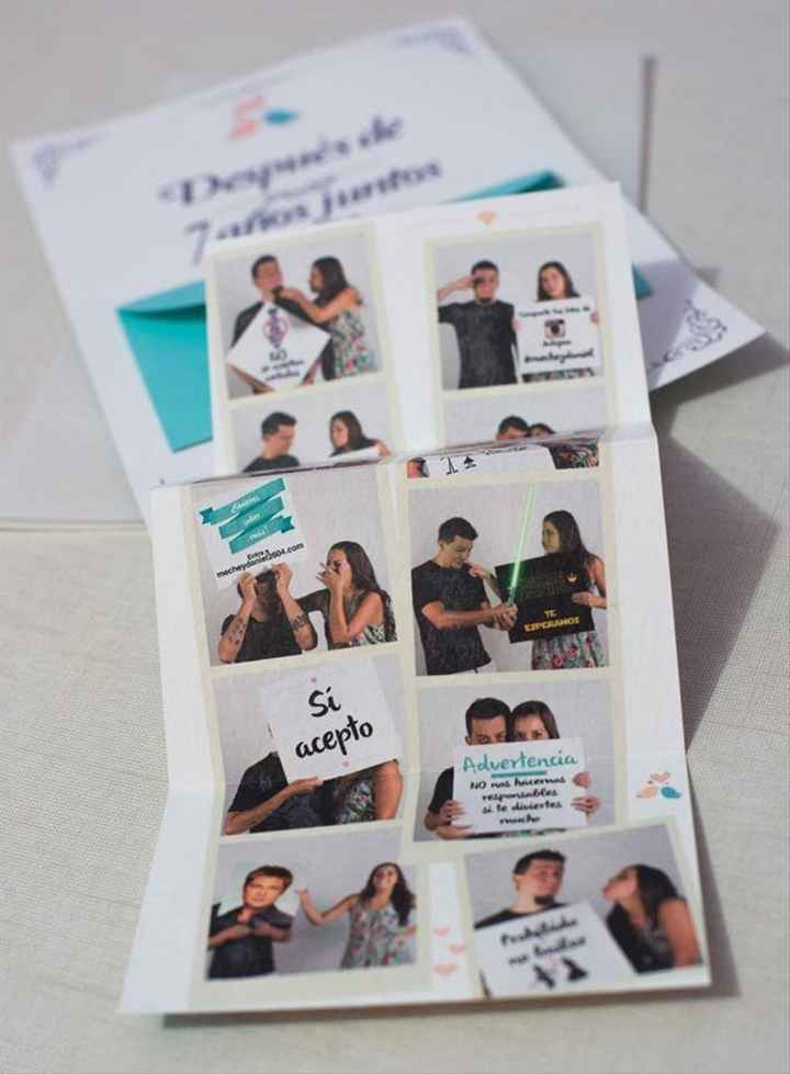 Tendencias 2021: Invitaciones de matrimonio - 9