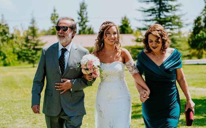¿En la boda civil es necesario tener padrinos? - 1