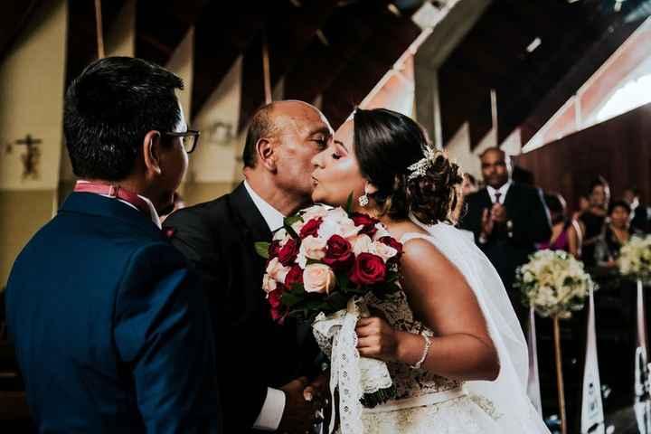 El orden de la entrada el día de la boda 🤵👰 - 1