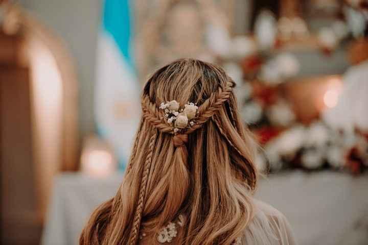 Tendencias: 8 Peinados frescos y sencillos para el día B - 4