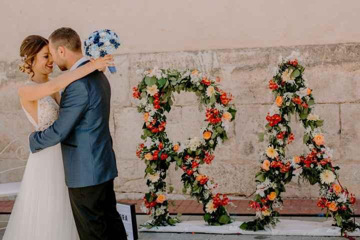¡Decora tu Matrimonio con Letras XXL! - 1