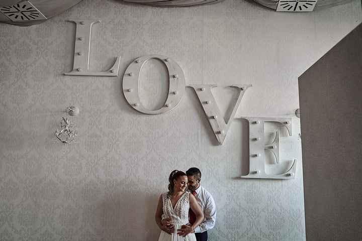 ¡Decora tu Matrimonio con Letras XXL! - 2