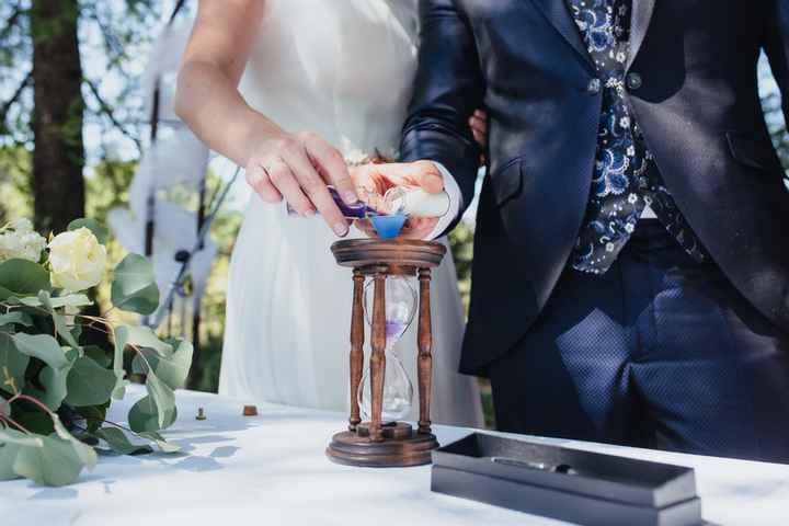 ¿Harías una ceremonia simbólica? - 1