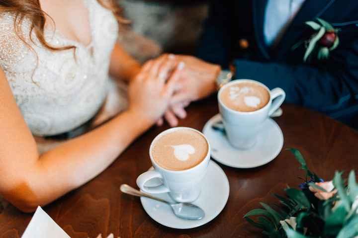 ¿Les provoca n cafecito después de la fiesta? ☕ - 1