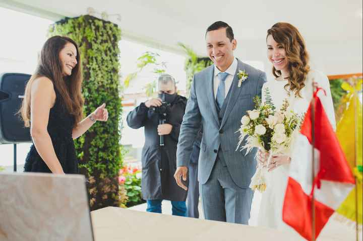 ¿Fuiste invitad@ por STREAMING a una boda?: ¡Cuéntanos! - 1