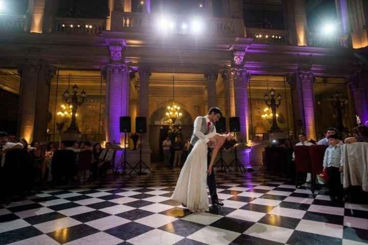Primer baile como esposos: ¿Es necesario practicar? - 1