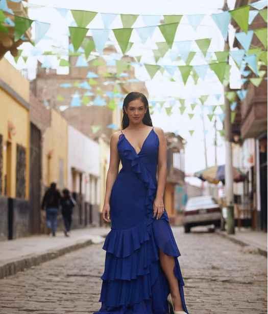 4 looks de fiesta de Jazmin Pinedo ❤️ ¡Vota y comenta! - 2