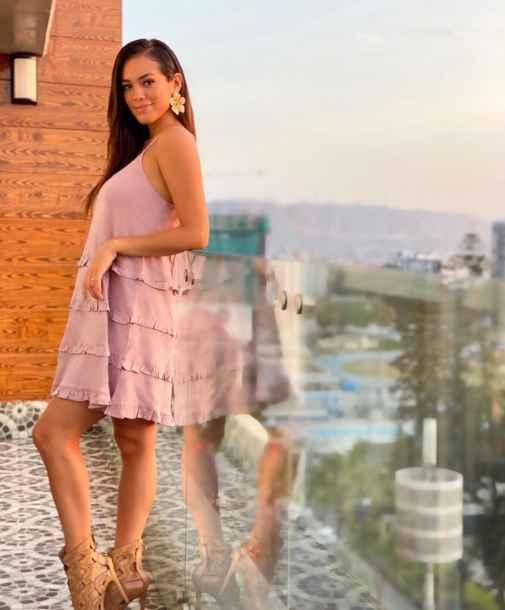 4 looks de fiesta de Jazmin Pinedo ❤️ ¡Vota y comenta! - 4