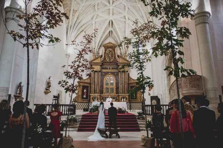 Bautismo, comunión y confirmación para la boda católica: ¿Son necesarios? - 1