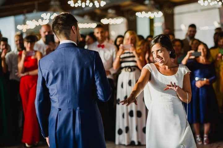¿Qué música va de cajón en su boda? - 1