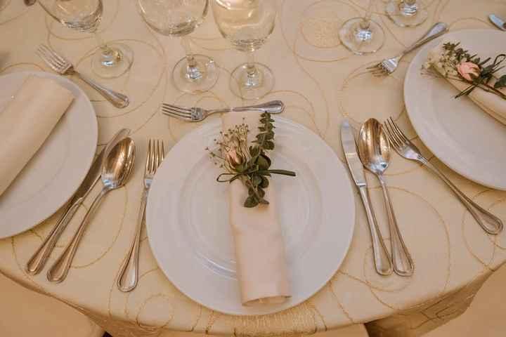 Ideas para presentar el Menaje de tu boda - 2