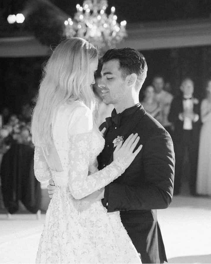 Las fotos de boda que no viste de Sophie Turner y Joe Jonas - 1