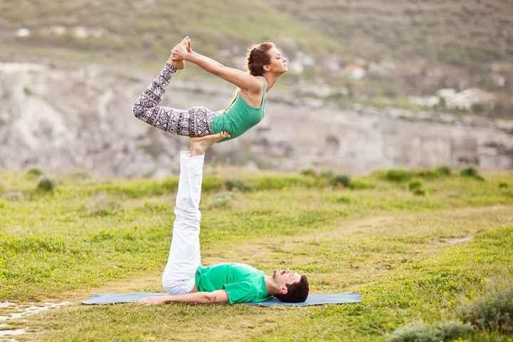 ¿Hacen ejercicio en pareja? 🏋🏋️♀️ - 1