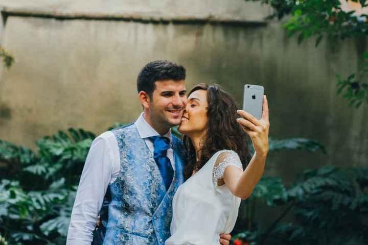 ¿Vas a subir fotos de tu boda a Redes Sociales? - 1