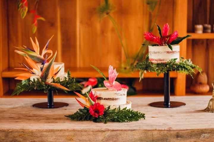Esta decoración en las tortas te va a encantar 🥰 - 1