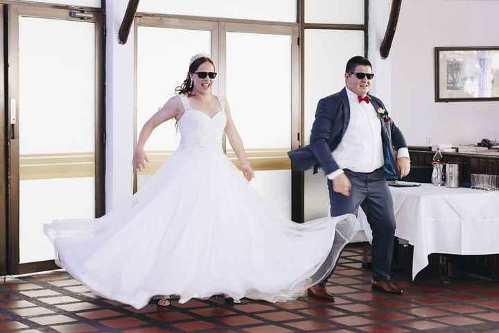 Coreografía en su matrimonio: ¿Sí o No? - 1