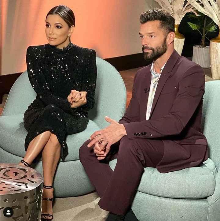 Los 5 lookazos de Ricky Martin que van con un dress code elegante - 3