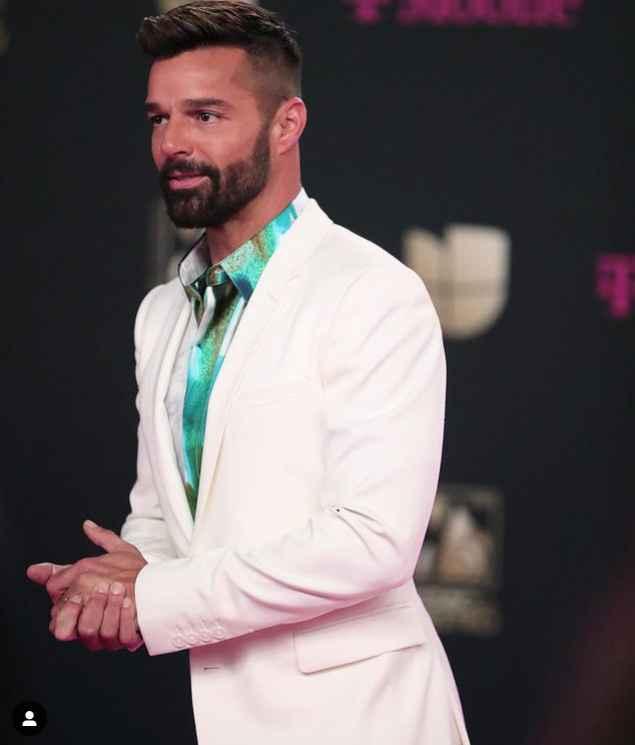 Los 5 lookazos de Ricky Martin que van con un dress code elegante - 4