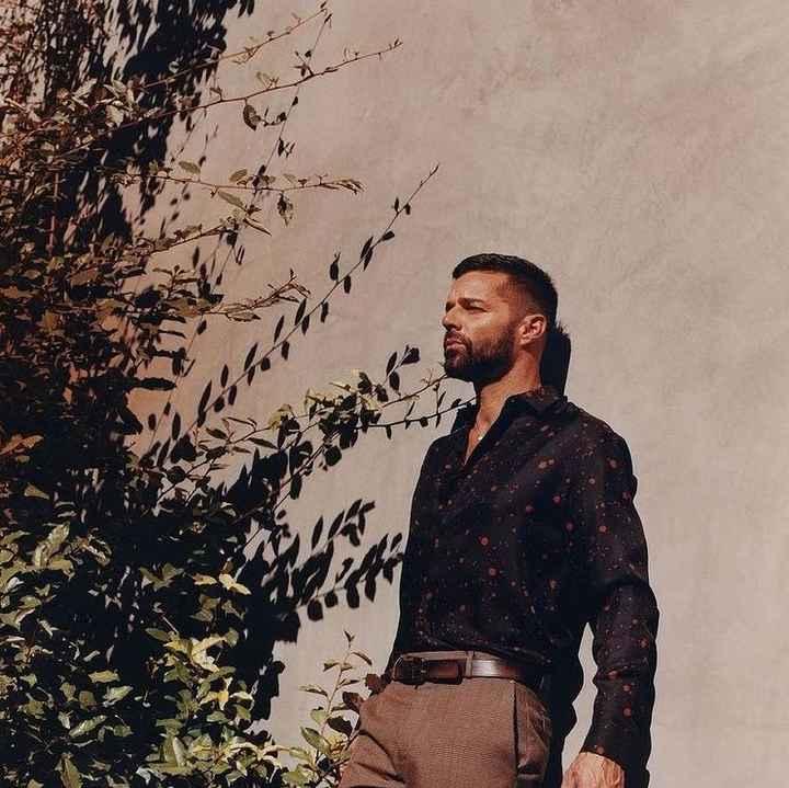 Los 5 lookazos de Ricky Martin que van con un dress code elegante - 5