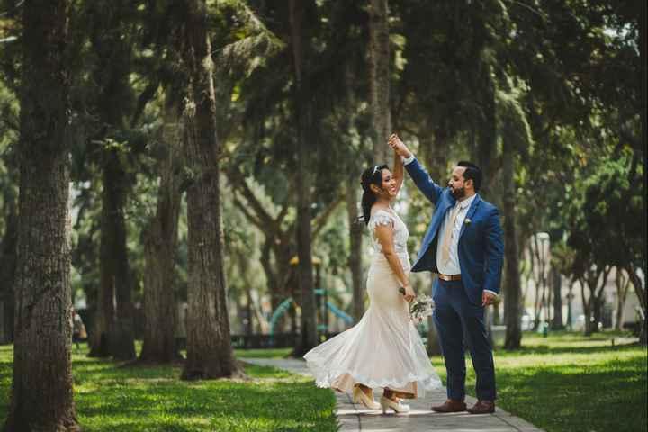 Un consejo para: La novia sin vestido - 1