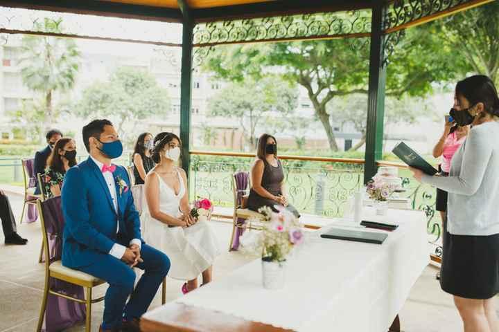 Un consejo para: Organizar mi boda en pocos meses - 1