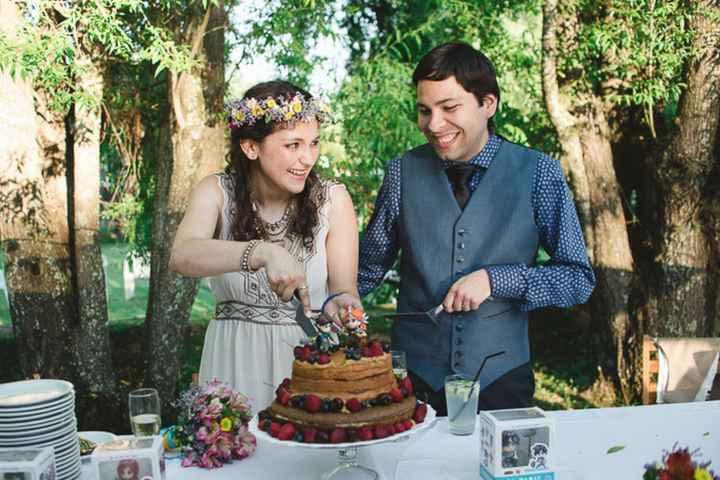 La hora de partir la torta: ¿Si o no? - 1