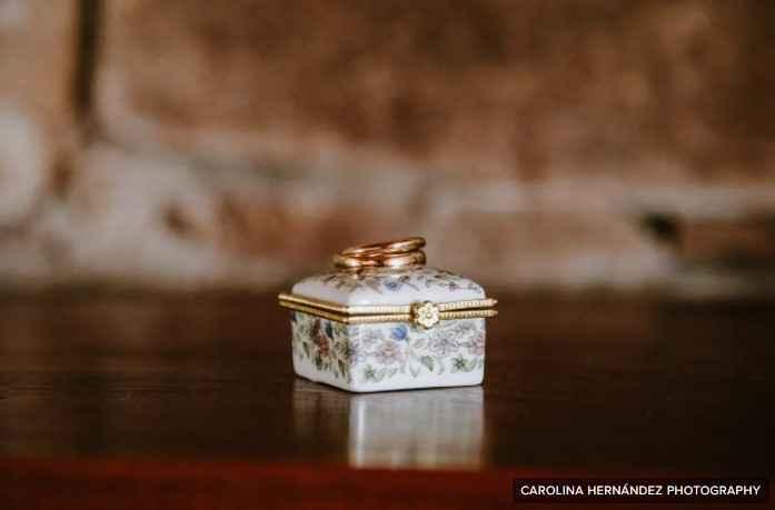 Calcula AQUÍ el costo de tus anillos de matrimonio 💍 - 1