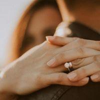 ¿En qué dedo usan el Anillo de Compromiso? 💍 - 1
