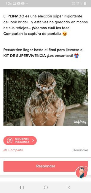 Descubre tu peinado 11