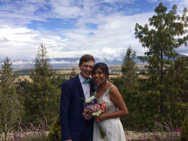 Marido y mujer!
