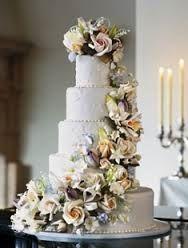 torta de flores naturales