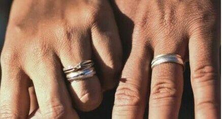 ¿En qué mano y en qué dedo tienes puesto tu anillo? 2