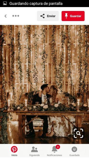 Sugerencias para una boda en el campo (Tarde-Noche) 12