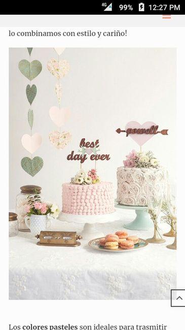 Sugerencias para fiesta de matrimonio civil en casa 8