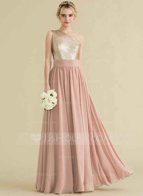 El color del vestido de las damas?? Pastel o intenso???? - 2