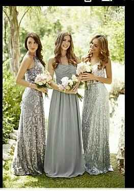 El color del vestido de las damas?? Pastel o intenso???? - 6