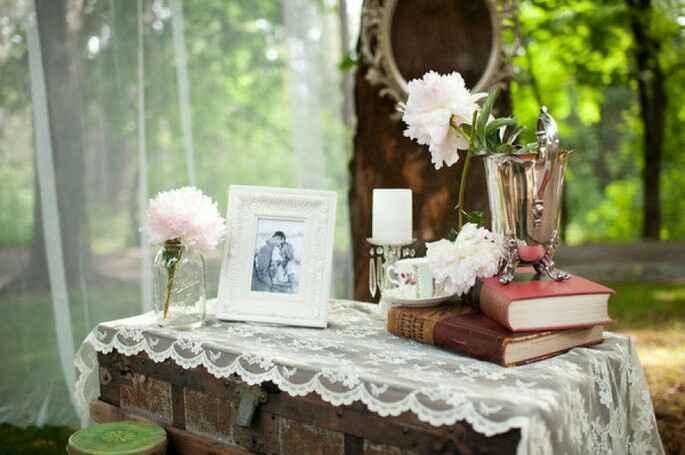 Sugerencias para fiesta de matrimonio civil en casa - 5