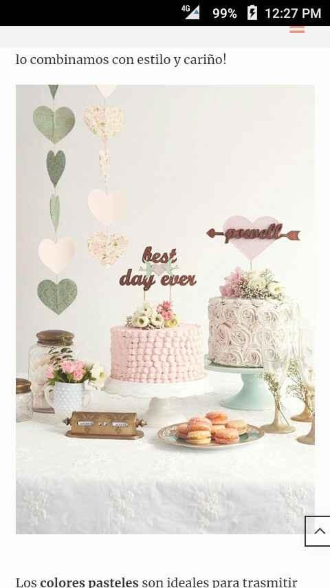Sugerencias para fiesta de matrimonio civil en casa - 8