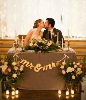 Sugerencias para fiesta de matrimonio civil en casa - 11