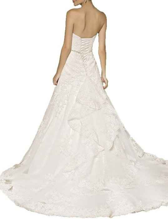 Elige tu vestido para tu matrimonio por la iglesia - 1