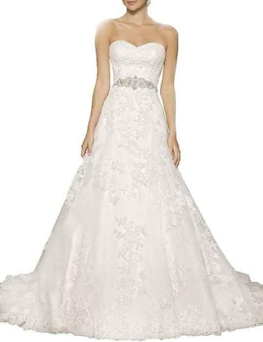 Elige tu vestido para tu matrimonio por la iglesia - 2